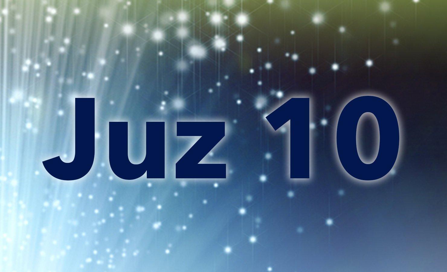 Juz-10