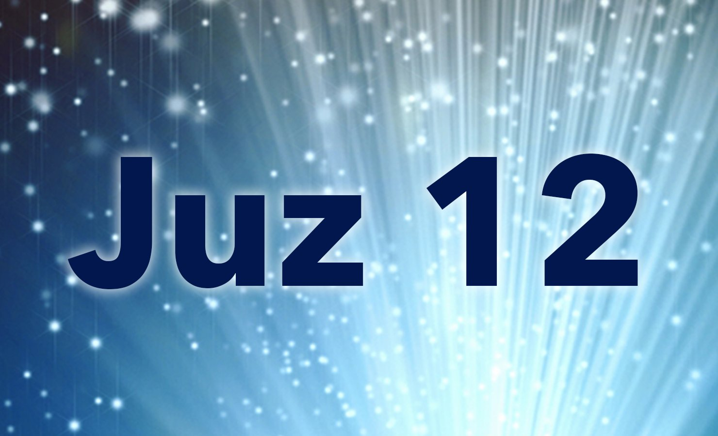 Juz-12
