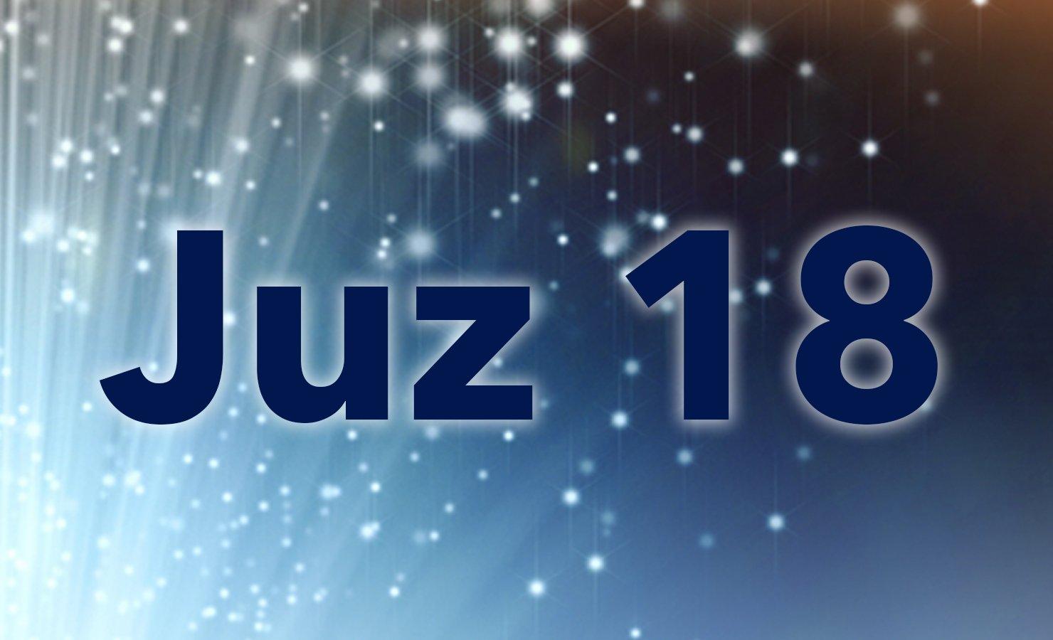 Juz-18