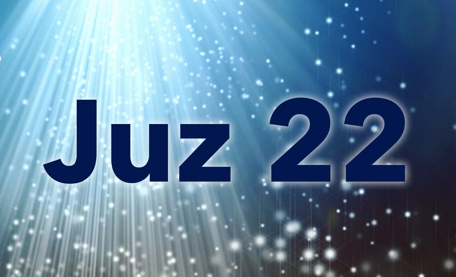 Juz-22
