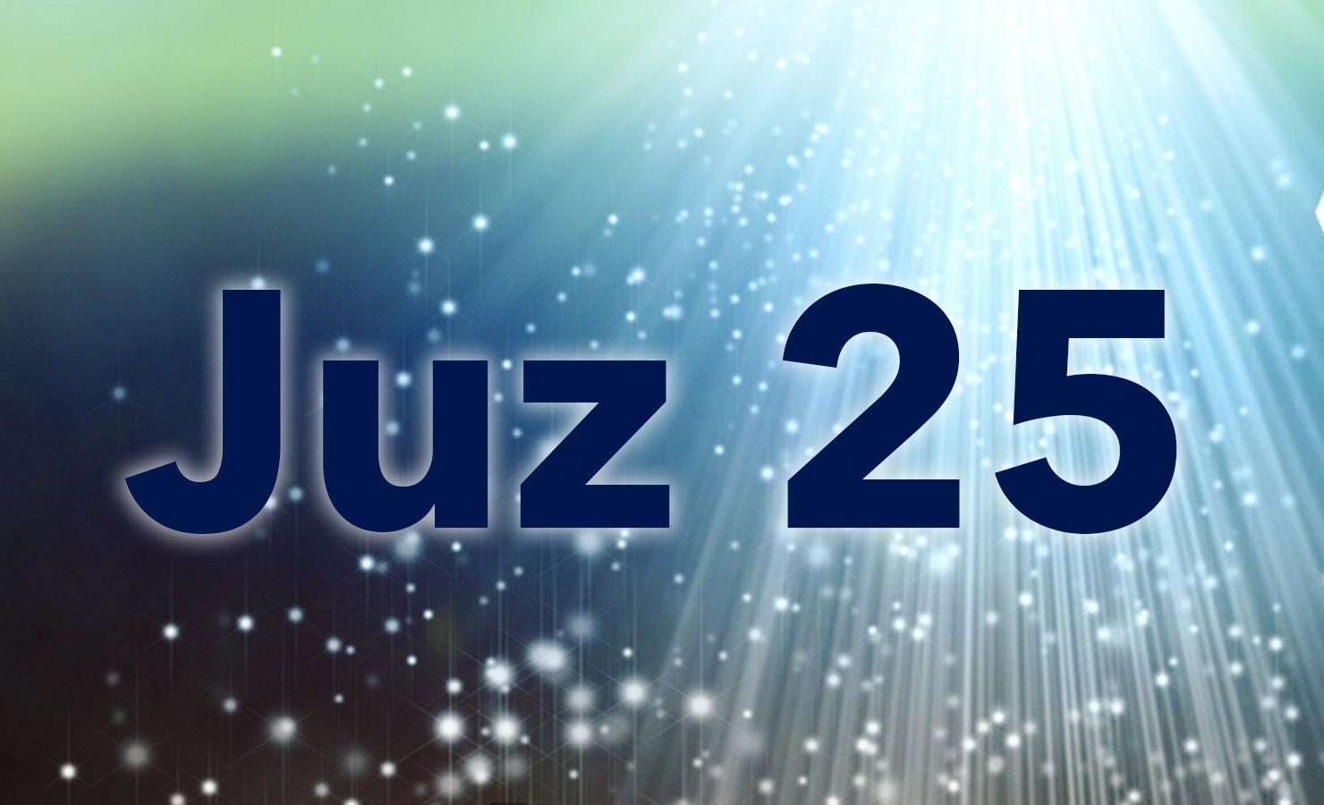 Juz-25