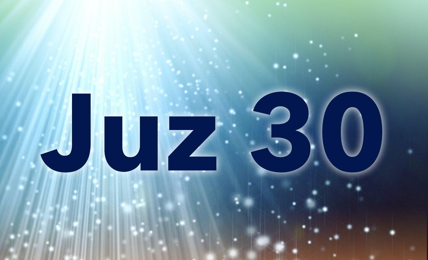 Juz-30