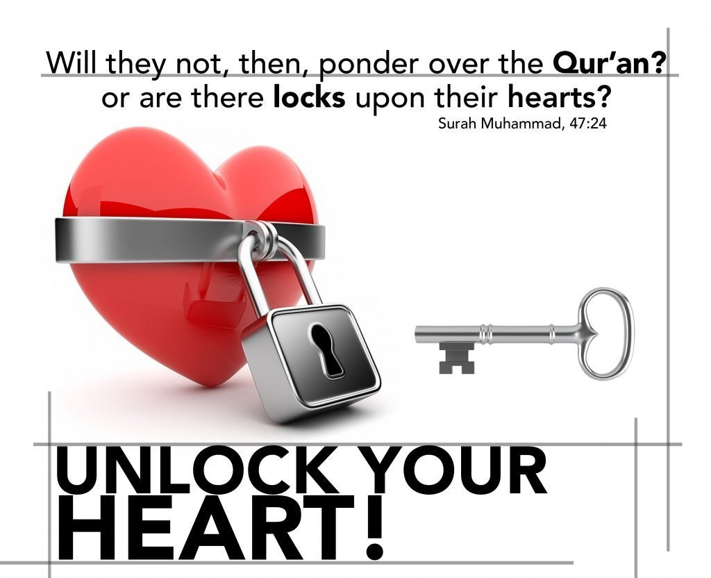 image of flyer Unlock your Heart